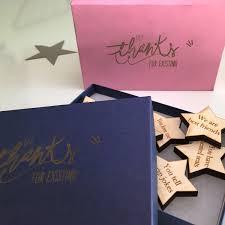 wedding wish box 10 personalised gift box posh wish personalised