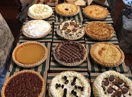 perkins preparing pies for thanksgiving