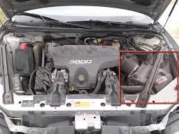 1997 2003 pontiac grand prix gt air filter replacement 1997 1998