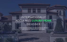 custom home designer the sater