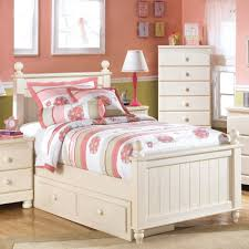 Zayley Bookcase Bedroom Set Kids Twin Beds