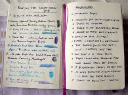 leuchtturm 1917 notebook review of the leuchtturm 1917 notebook with the new fp proof paper