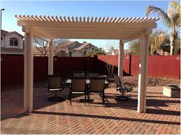 this craftsman style house backyard pergola grilling station