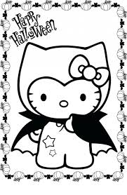 coloring pages halloween cats costumes kitty costume masks