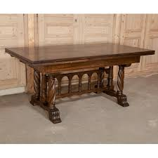 Antique Dining Room Furniture Antique Dining Table Gothic Oak - Gothic dining room table