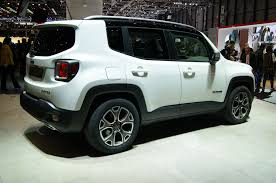 jeep vehicles 2015 totd will 2015 jeep renegade be a proper off roader motor trend