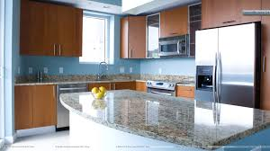 Contemporary Kitchen Wallpaper Ideas Colorful Kitchen Cabinets Ideas Color With White Small Paint Arafen