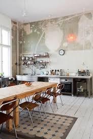 vintage kitchen tile backsplash white wooden kitchen cabinets built in microwave black modern