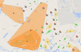 Peco Power Outage Map We Energies Power Outage Map Firstcoastnews Com Power Outages In
