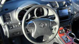 2013 toyota highlander limited for sale review 2013 toyota highlander limited 4wd luxurious and