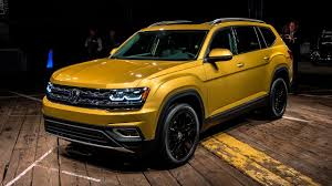 volkswagen atlas 7 seater 2018 volkswagen atlas unveiling vw atlas base price will start