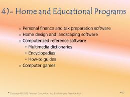 application software tools for productivity ppt download