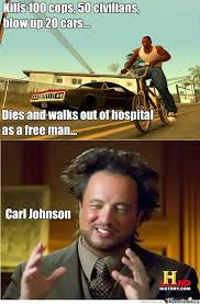 Hey Carl Meme - carl johnson by henkone meme center