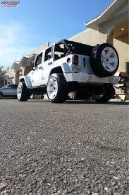 hummer jeep white jeep wrangler xd series xd775 rockstar wheels white