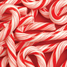 peppermint candy cane flavored coffee