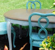 Painted Dining Room Sets 143 Best Painted Dining Set Images On Pinterest Dining Set