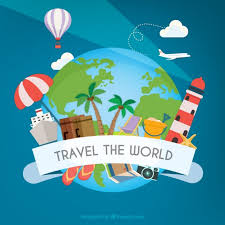 Traveling The World images Travel the world vector premium download jpg