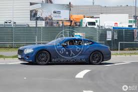 bentley supercar 2017 bentley continental gt 2018 22 july 2017 autogespot