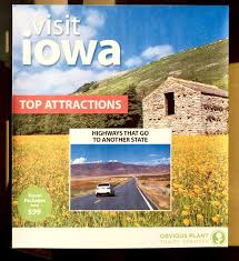 Iowa travel services images 7 fake state tourism flyers pleated jeans jpg