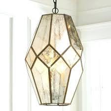 pottery barn lights hanging lights mercury glass pendant lighting ing s mercury glass pendant lights