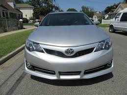 2013 toyota camry se silver 2013 toyota camry se 4dr sedan in uniondale ny choice