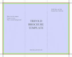 docs templates brochure docs tri fold brochure template business template
