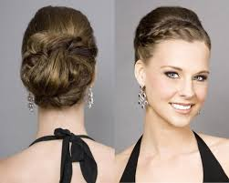 casual hairstyles for wedding guests casual updo for long hair