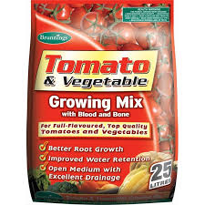 brunnings 25l tomato and vegetable growing mix bunnings warehouse