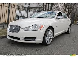 Jaguar Xf Supercharged Specs 2010 Jaguar Xf Xf Supercharged Sedan In Porcelain White R61764