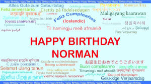 birthday greeting in different languages