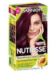 how to get cherry coke hair color nutrisse nourishing color creme deep burgundy 42 garnier