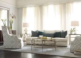 furniture comfortable beige bernhardt sofa with decorative
