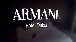 Armani Dubai Armani Hotel Dubai Suite With Balcony Full Hd Ok Gopr0620 Youtube