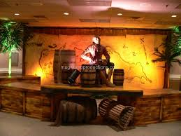 theme decor pirate themed events decor portfolio jacksonville fl