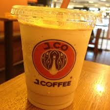 Coffe J Co j co donuts coffee raffles city