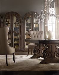 Hooker Dining Room Table by Dining Room Enchanting Tufted Dining Chair For Home Furniture