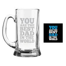 Best Mug by You Are The Best Dad In The World Beer Mug By Giftsmate