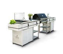 Outdoor Kitchen Supplies - ocq white outdoor kitchens from ocq architonic
