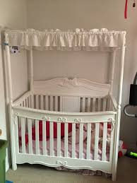 Enchanted Convertible Crib Disney Princess Canopy Crib 200 Baby In La