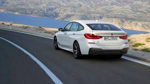 the bmw 6 series somehow spawned a 5 door hatchback called 640i