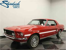 mustang for sale california 1968 ford mustang gt for sale on classiccars com 16 available
