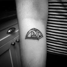25 trending camping tattoo ideas on pinterest camp fire tattoo