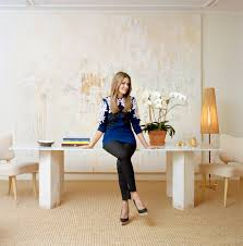 photographed aerin lauder for the september issue of w magazine