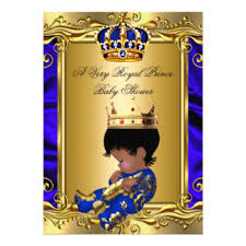 prince baby shower royal prince baby shower invitations announcements zazzle