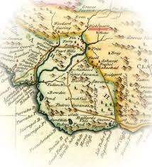 Map Of Kingston Jamaica 1692 And Beyond