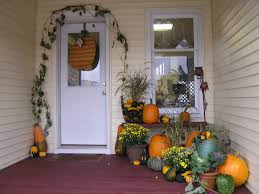 Outdoor Fall Decor Ideas - fall porch decorating ideas pictures classic outdoor fall