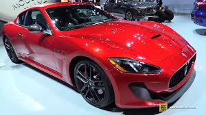 custom maserati granturismo convertible 2017 maserati granturismo mc exterior and interior walkaround