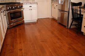 Kitchen With Wood Floors by Flooring Kitchen Wood Flooring