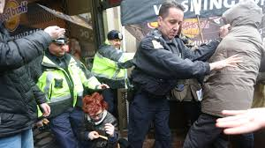 Actor Resume Washington Dc Inauguration Protests Police Injured More Than 200 Arrested