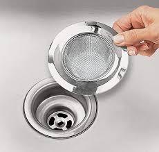 NITO ST Stainless Steel Kitchen Sink Strainer  Amazoncom - Kitchen sink strainer